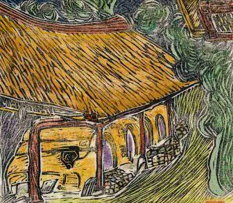 Hamada's Kiln
