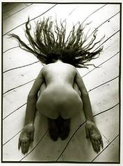 Floor figure-Jeremy Webb