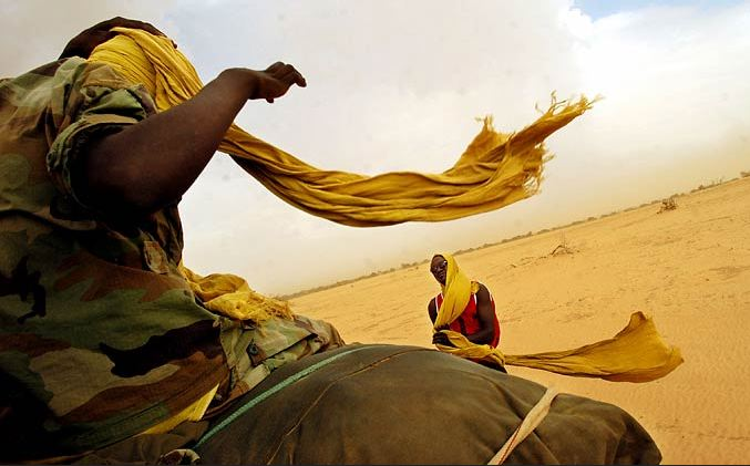 Sudanese Rebel