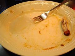 no more food