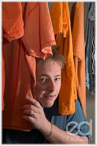 OrangeShirt