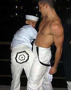 bullseye sailor