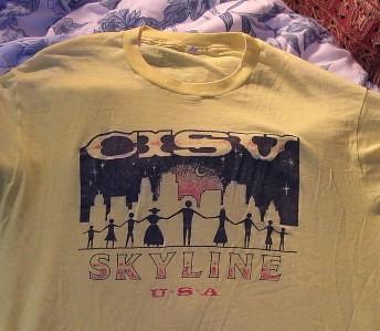 T-Shirt Mystery!