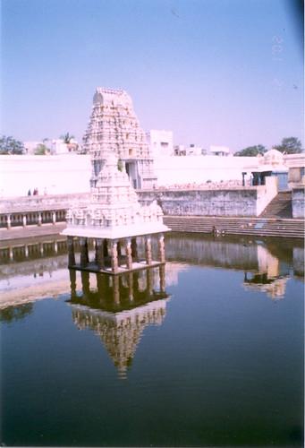 Kamatchi Temple, Kanchipuram.