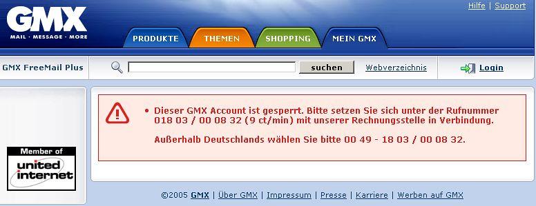 Gmx login mein mail Free Email