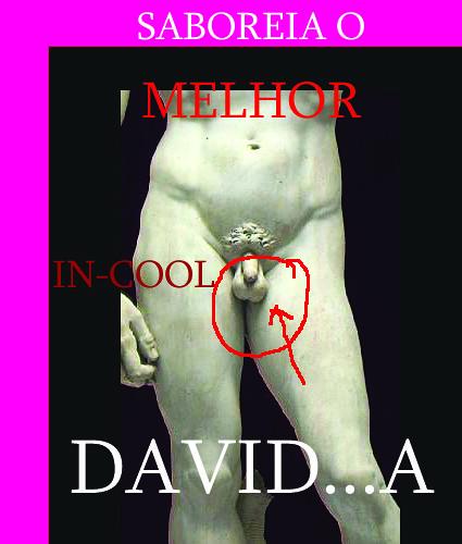 David - cartaz