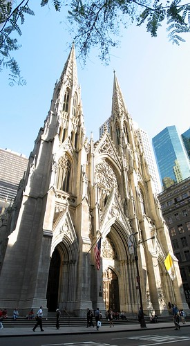 St. Patrick's Cathedral, New York City | by Peter Kaminski