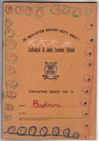 Barbara's Kindergarten Drawing Book
