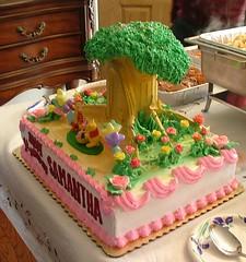 Sam's Bday cake