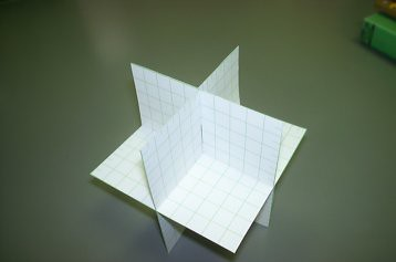 3-dim coordinate/空間座標