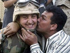 Grateful Iraqi