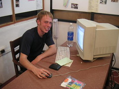 Jesse Cusick, Volunteer