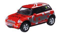 Mini Cooper 'Sony X-Plod'