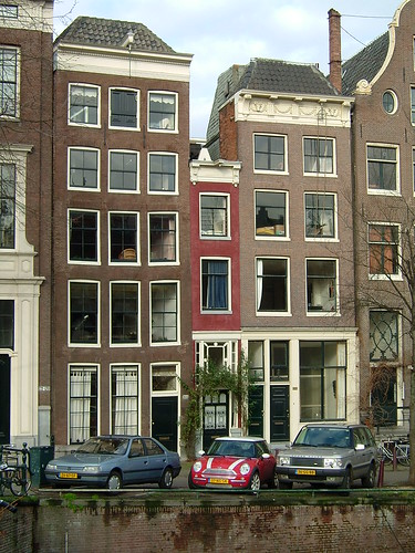 Amsterdam's Skinniest House | by craigatk