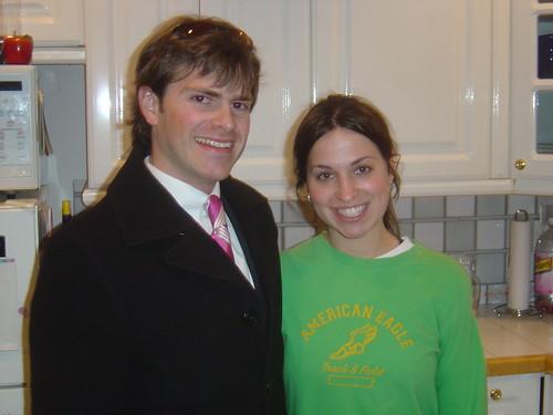 JGL and Megan Horvath