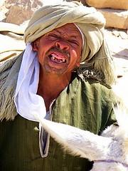 Donkey Owner, Saqqara