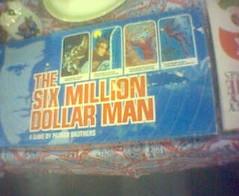 six million dollar man game