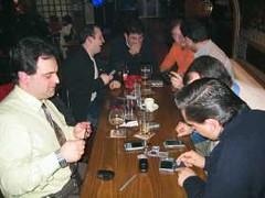 Reunión  de PDAdictos en A  Coruña