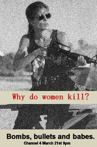 women kill