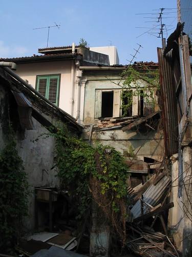 Abandoned Shophouse