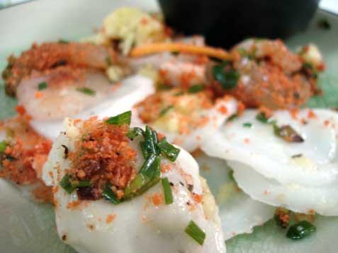 Hue street food
