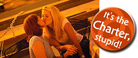 Lipstick Liberal Lesbians...