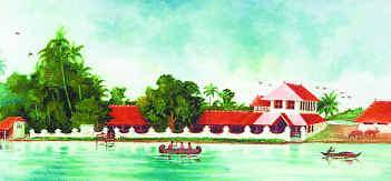 Kuppaparam - Painting by K. M. Mammen Mappillai