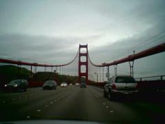 Golden Gate to a hangover