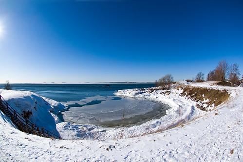 Bay on Suomenlinna