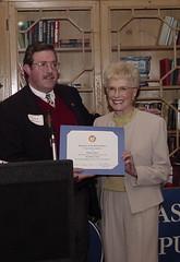 Recognition from Representative David Dreier