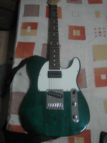 green tele