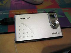 Praktica Slimpix Camera