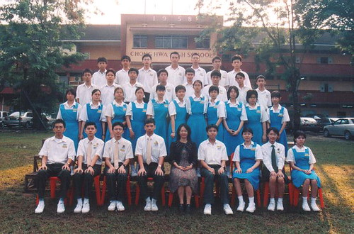 Class 4S3/2005