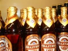 Baltika Strong Beer