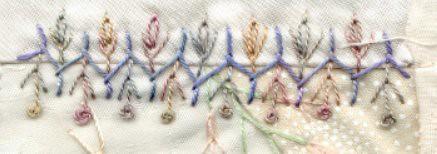Stitch combination 4