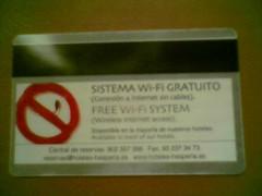 WiFi en el hotel (1)