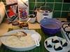 onigiri preparation