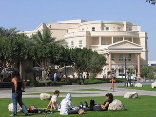 AUD campus   by mamamusings