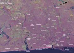 madras satellite picture