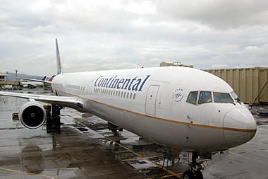 Continental B767