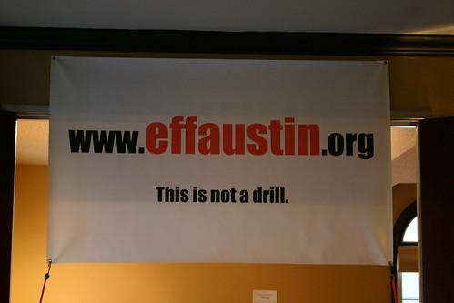 EFFAustin Banner