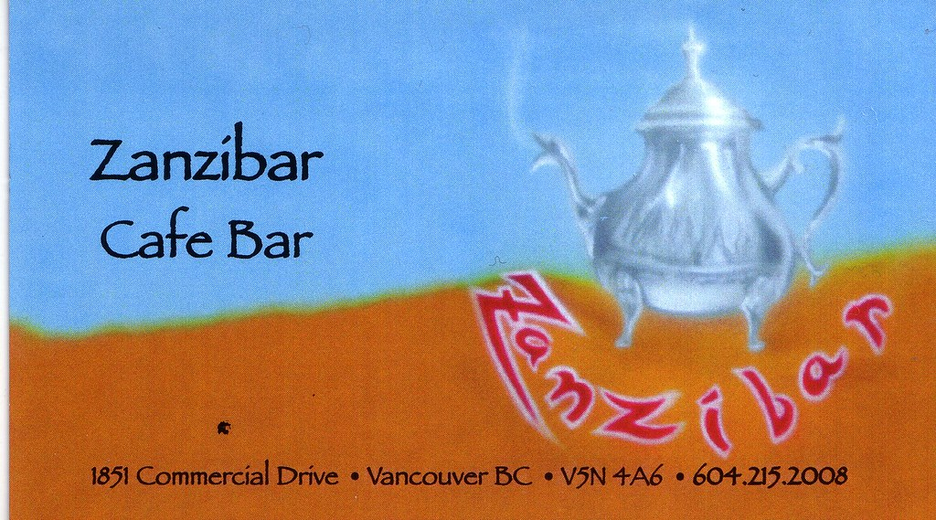 food bar in Vancouver