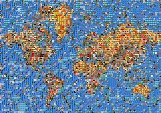 one world | by Genista