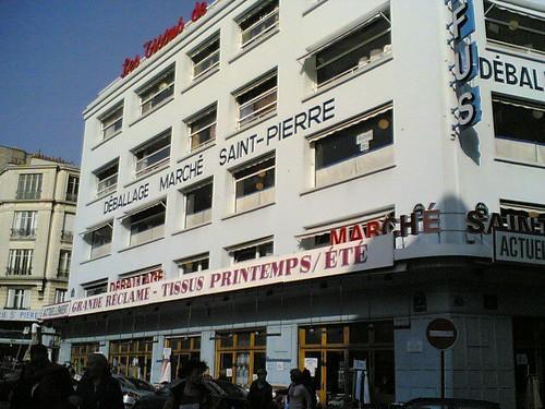 Marché St-Pierre