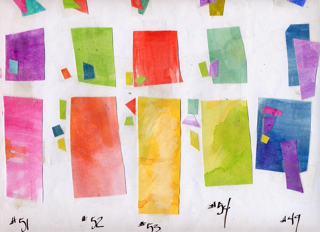 costume color plot palette: