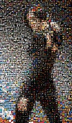 Aeon Flux Mosaic | by T3G