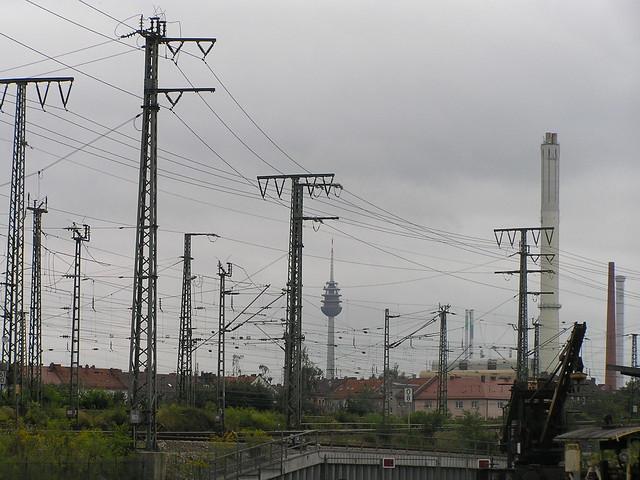 Nuremberg Pylons