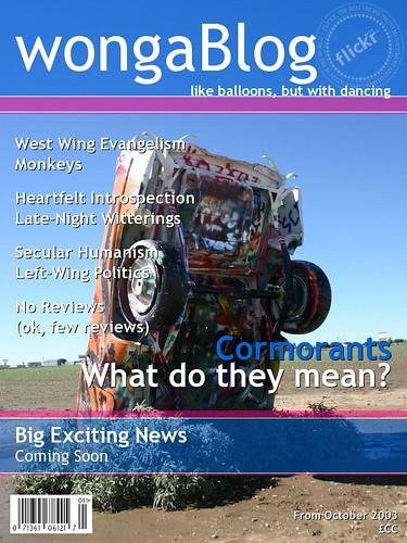 wongaBlog Print Edition