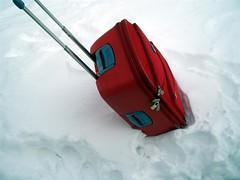 Snow - 01 - Suitcase snow (Large)
