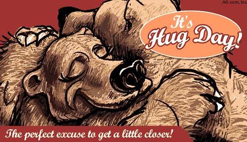 hug- cortesy American Greetings